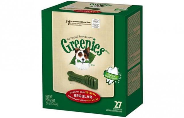 Greenies Dental Chews for Dogs Review, Original Treat-Pak