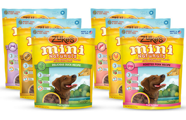 Zuke's Mini Naturals Dog Treats Review: How Are They?