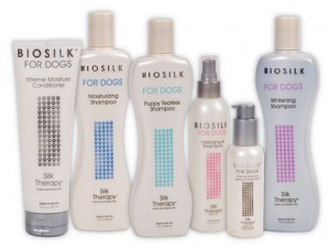 BioSilk Products Now Available for Dogs