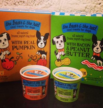 New Pet Startup Sells Doggie Fro-Yo – Top Dog Tips