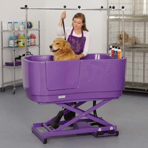 Master Equipment Poly Pro Lift Grooming Tub