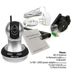 Vimtag VT-361 Super HD WiFi Video Monitoring