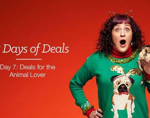 Best Amazon Christmas Deals for Pet Lovers