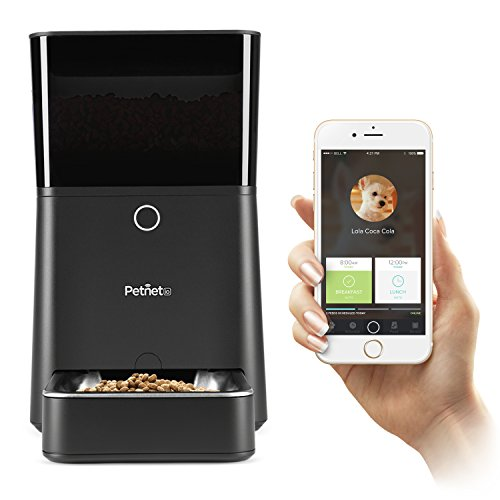 Alexa-activated Pet SmartFeeder by Petnet