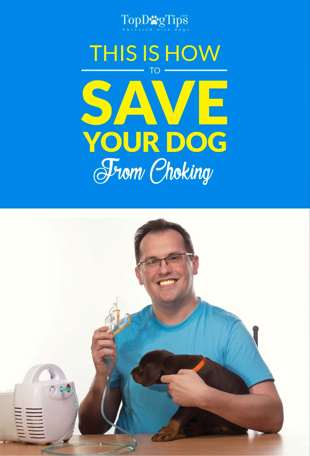 How to Save Your Dog If He Is Choking