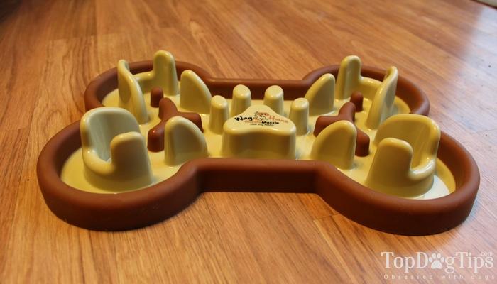 Guzzle Muzzle Slow Dog Feeder