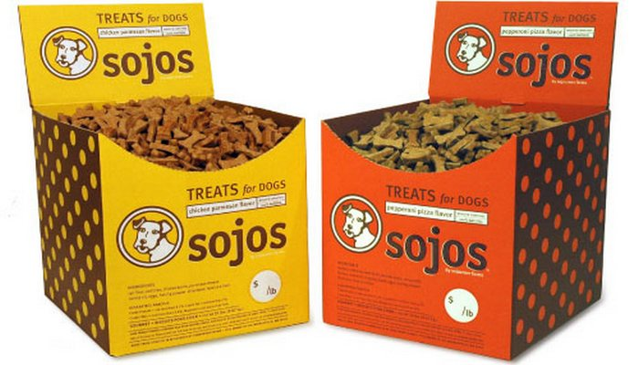 Sojos Raw Dog Food and Dog Treats Review