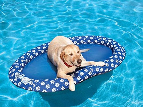 SwimWays Paddle Paws Dog Pool Float