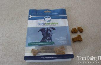 Barkworthies CBD Dog Treats Review