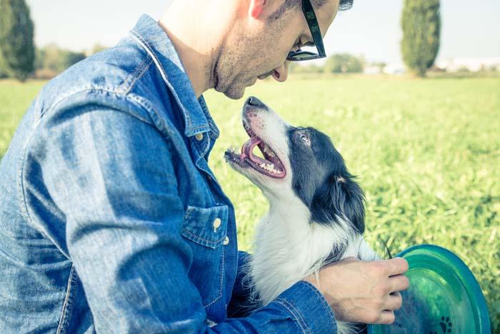 Dogs boost self-esteem