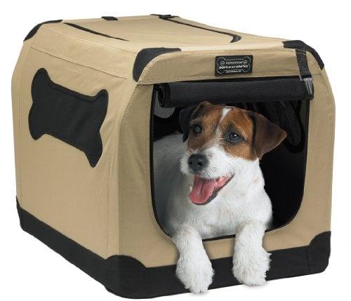 Petnation Port-A-Crate E2 Indoor/Outdoor Pet Home