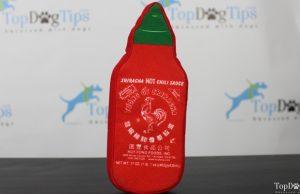 Pridebites Sriracha Dog Toy