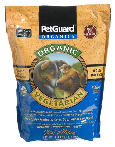 Pet Guard Vegetarian Dry Dog Food