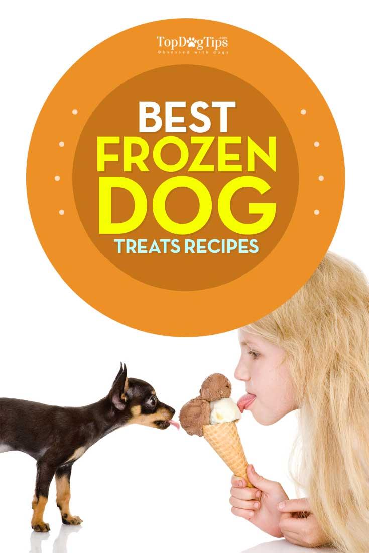 Best Frozen Dog Treats Recipes for Hot Summer Days