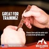 best dog training treats