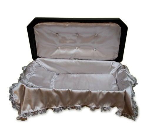 Deluxe Pet Burial Casket