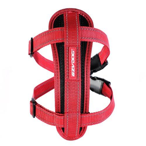 EzyDog Chest Plate Dog Harness
