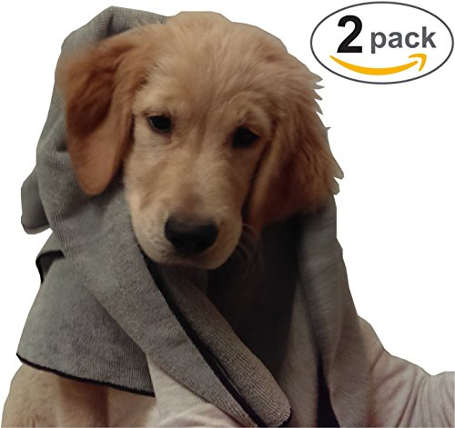 Microfiber Pros Pet Bath Towels
