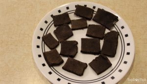 Carob Crunchies Dog Treats