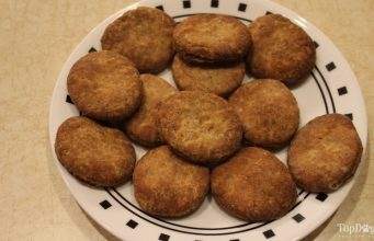 Homemade Flaxseed Dog Biscuits