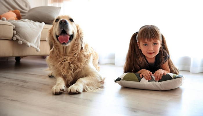 How To Train A Dog To Behave Around Kids