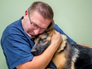 The Psychiatric Service Dog for Anxiety or Depression
