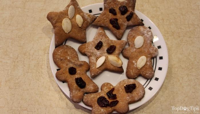 Christmas Dog Treat Recipe