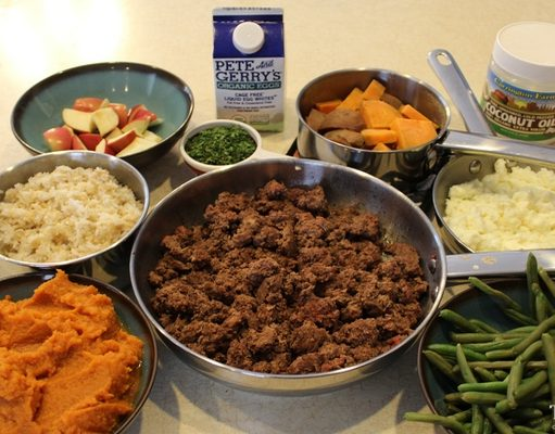 Homemade Dog Food for Kidney Disease Recipe