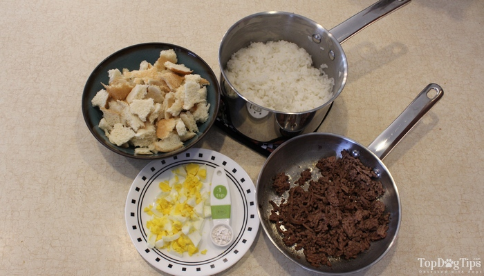 Homemade Dog Food for Kidney Failure Recipe