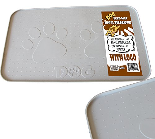 3iprimio dog feeding mat