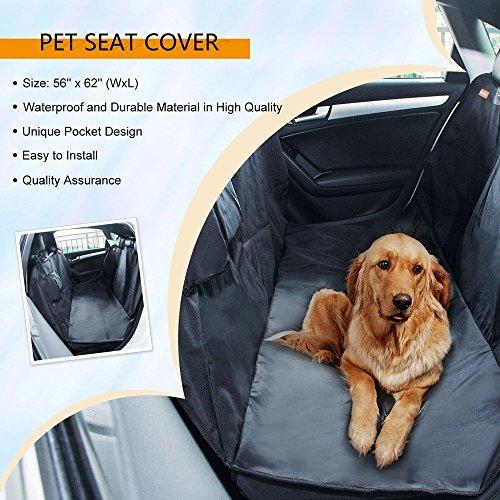 MIU PET Waterproof Car Seat Cover Hammock