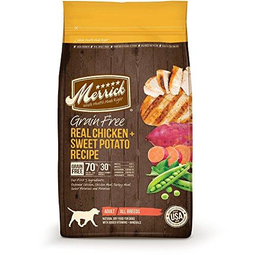 Merrick Grain Free Recipe