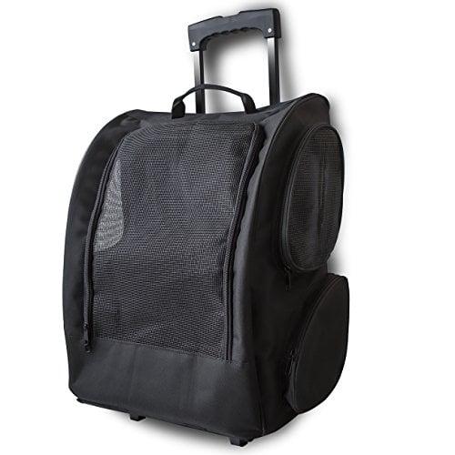OxGord Carrier Rolling Backpack