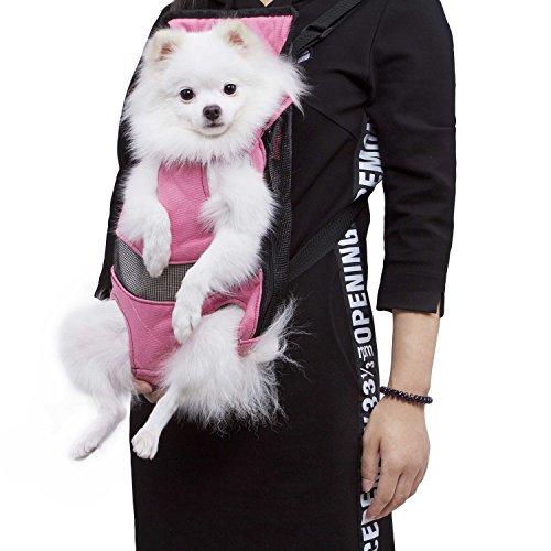 Pettom Front Cat Dog Backpack Travel Bag Carrier