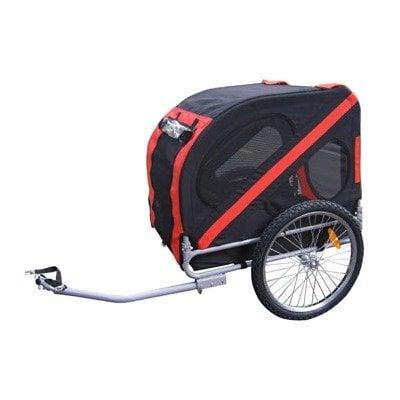 Aosom Elite Pet Bike Carrier