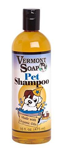 Vermont Soap Organics Pet Shampoo