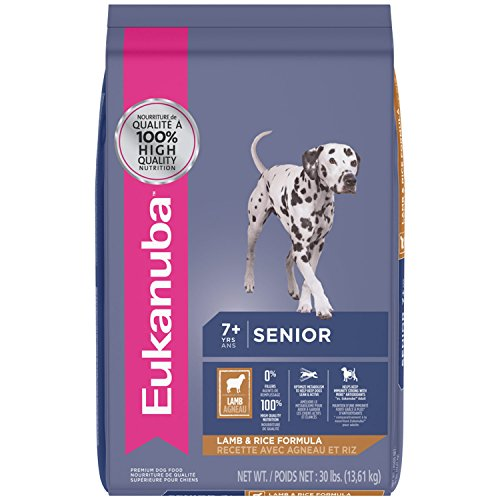 EUKANUBA Lamb and Rice Senior Maintenance