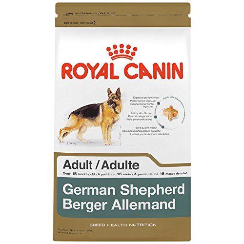 Royal Canin German Shepherd Breed Health Nutrition Adult