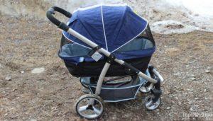 IBIYAYA Elegant Retro Stroller - best stroller for multiple dogs