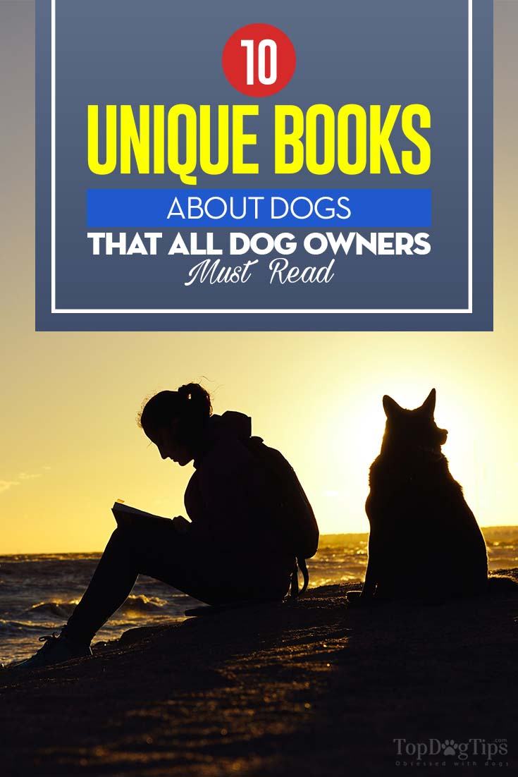 The 10 Unique Books About Dogs That All Dog Owners Must Read