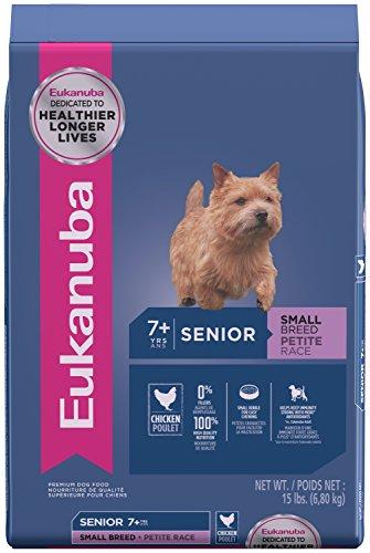 Eukanuba Small Breed Senior Dog Food