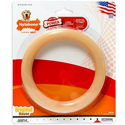 Nylabone Ring Power Chew Toy