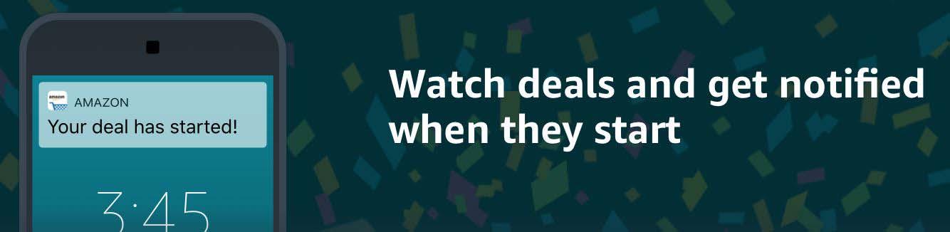 Amazon Deal Watcher
