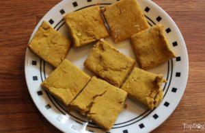 Pumpkin Peanut Butter Dog Treat Recipe