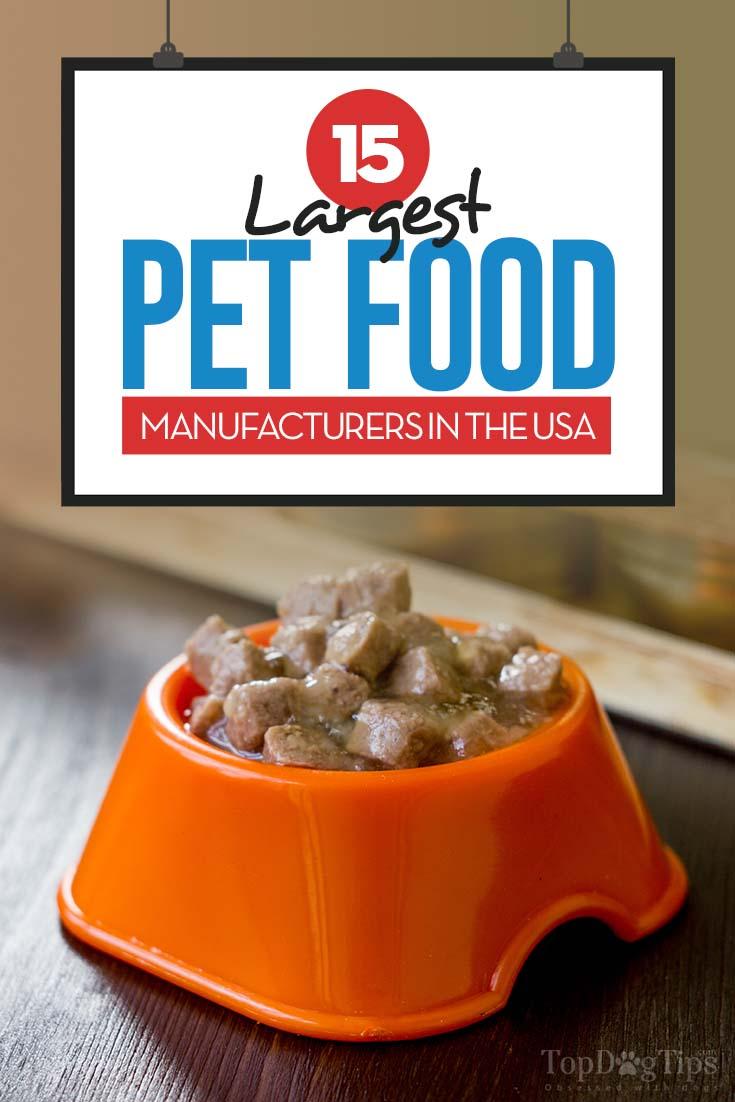 15 largest pet food manufacturers in the u s. Black Bedroom Furniture Sets. Home Design Ideas