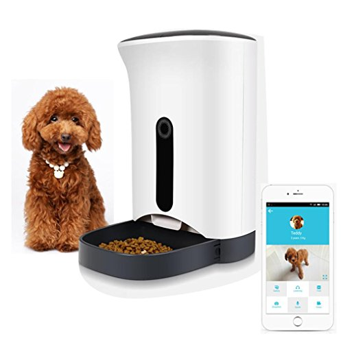 Petwant Automatic Pet Feeder