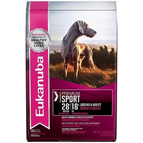 EUKANUBA Premium Sport Active Adult Dry Dog Food