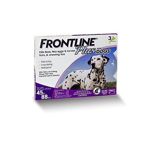 Merial Frontline Plus Flea and Tick Control