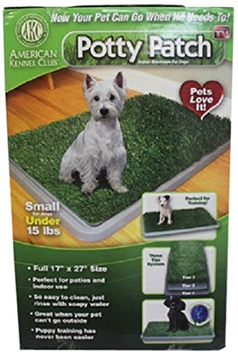 Potty Patch Economical Litter Box