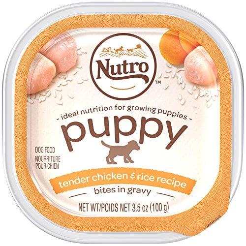 Nutro PUPPY Aliments en conserve sains